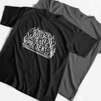 Men's T-Shirts COOLMIND 100% Cotton Short Sleeve Cool Presents Print Men T Shirt Casual Loose Tshirt O-neck T-shirt Male Tee Shirts Tops