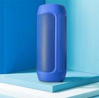 Top Seller Tragbarer drahtloser Bluetooth-Lautsprecher Bunte Mini-Außenlautsprecher mit kleinem Paket Dropship