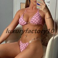 Newest Sexy Bikinis Set Brazilian Women Swimwear G-String Swimsuit 2021 Summer Bathing Suits Low Waist Biquini