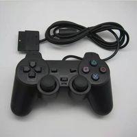 Maniglia per controller cablato per PS2 Modalità vibrazione Controller di gioco di alta qualità Joysticks Prodotti applicabili PlayStation 2 MQ100