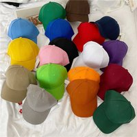 Ball Caps Korean Trendy Men and Women Easy to Wear Solid Base Summer Street Black Pink Student Sunshade Cap Couple