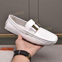 Hommes de haute qualité Hommes robe chaussures mode véritable cuir mariage fête hommes affaires oxfords gestlemen promenades peintes décontractées chaussure confort