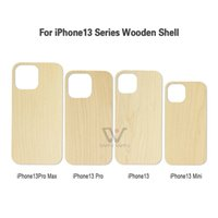 New Phone Case 2021 Eco Friendly Recyclable Wooden Phones Cases Luxury Blank Sublimation Cover For iPhone 13 Mini Pro Max