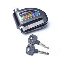 Motosiklet Anti-hırsızlık Kilidi, Disk Fren Kilidi, Süper B-Seviye Kilidi Hırsızlığı Koruma Çekirdek Anti-Hırsızlık Kilidi, Alarm