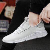 Versione coreana della tendenza Sport sportivi e svago Scarpe da uomo Estate Traspirante 2021 Sneakers Vecchia Seabbiera in tela di Pechino