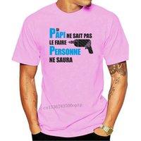 Men's T-Shirts Tee Shirt Personnalise Homme SI PAPI Fete Grand-peres Humour Bricoleur Papy Pere