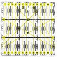 Multifunzione Acrilico Acrilico Patchwork Drawing Righello Quilting Cucito Misurazione Yardstick Tool Home Tailor Forniture Nozioni Strumenti