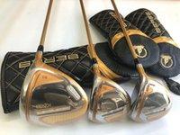 Top-Qualität Honma Beres S-07 Golf Driver # 3 # 5 Fairway Woods R / S / SR FLEX Verfügbar