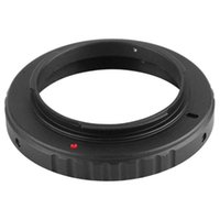 Lens Adapters & Mounts M48*0.75 Mount Adapter Ring Telescope Eyepiece Accessories For AI EOS Camera