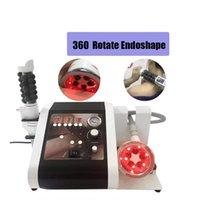 전자 진공 마사지 치료 캐비테이션 장치로 직접 효과 5D 롤러 모양 360 원적외선 체중 감소 바디 쉐이핑 배지 뚱뚱한 아름다움 기계