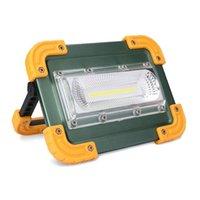 Alliage d'aluminium USB Super lumineux lampe d'éclairage extérieur réglable pelouse lanterne lanterne étanche Lanternes portatives