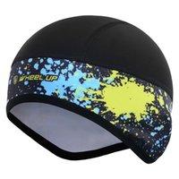 Зимний открытый флисовой шанс теплая крышка ветрозащитный термический для пешеходной езды скалолазание на велосипедную шлем Внутренняя шляпа мужчина шапки маски