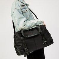 Women Men Travel luxurys Bag Sports Fitness Big Duffle Handbag Weekend Blosa Waterproof Sac De Sport designer bags