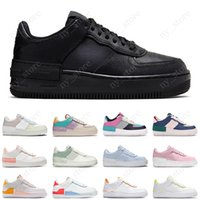 af1 force 1 platform 남성 캐주얼 신발 여성 shadow black white shoe pale ivory classic flax high quality mens trainer sneakers