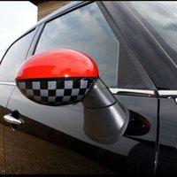 사이드 윙 후드 뷰 미러 커버 모자 미니 쿠퍼 F54 F55 F56 F57 F60 RHD WH J