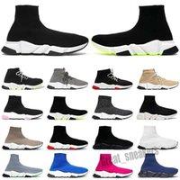 Höchstgeschwindigkeit 2 .0 Socke Casual Schuhe Trainer Designer Männer Frauen Turnschuhe Speed Trainer Neueste Stil Rennschuh Socks Trainer 36 -45 L50