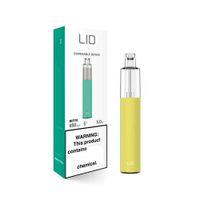 Original Ijoy Lio Bee 18 e cigarettes 1500puffs Disposable Vape Pen Pods Device colorful breathing light 5.0ml pod cartridge