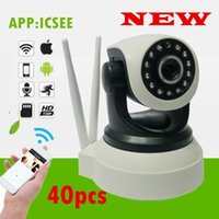 Telecamere Idicee Doppia Antenna Bird Bird HD 720P Wireless IP Camera WiFi Night Vision Baby Monitor Network SD Memory Card