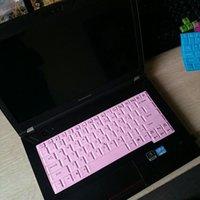 Klavye Kapakları Silikon Kapak Koruyucu Cilt Lenovo Ideapad Y310 Y330 Y430 Y510 Y530 U330 V350 F31 F41 F51 N220 N440 N466
