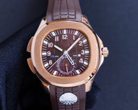 PF produce relojes de 5164 meses con diámetro de 40,8 mm con un movimiento de bobinado automático de 324S CFUS espejo de vidrio de zafiro plegable de acero fino