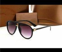2021Luxury Top Qualtiy Nova Moda 0015 Tom Sunglasses para Homem Mulher Erika Eyewear Ford Designer Glasses 0015