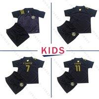 2020 2021 Kids Crew Sc futebol jerseys 20 21 Jonathan trapp p.santon higuain zardes r.williams Columbus black camisa de futebol preto