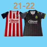 2021 mulher pulido clube américa liga mx chivas camisas de futebol 21/22 o.pineda a.pulido c.fierro camisa menina uniforme de futebol