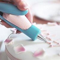 Ugello fai da te utensili pasticceria strumenti in acciaio inox dessert torta decorating consigli accessori da cucina accessori da cucina biscotti biscottata tubazione crema di tubazione OOD5606