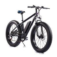 [Stock EU Stock Stock] Bicicleta Elétrica S101 500W MOPED MTB 26 polegadas Freio de Disco de E-bicicleta 12ah 48V 32Km / H 7Speed 70km Mountain Cycling Bike