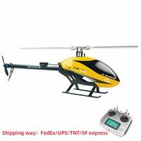 FW450 V2 Sürüm 3D RTF 6CH RC Akıllı Helikopter FW450L 2.4 GHz Neredeyse RTF Monte RC Helikopter 210325