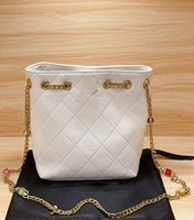 Saco do desenhista Diamante Diamante Balde de balde saco de cintura bolsa de carteira de carteira de carteira de carteira principal Duffle mulheres handbags titular do cartão 2021