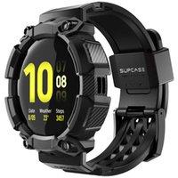 Supcase UB Pro Case for Samsung Galaxy Watch Active 2 (44mm) غطاء واقي وعرة مع عصابات حزام ل Galaxy Watch Active 2 H0915