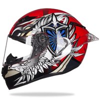 Capacetes de motocicleta montando Capacete Capacete Completo Moto Corrida Motocross Casco Motular Motorbike Capacete