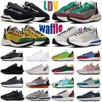 2020 sacai waffle VaporWaffle pegasus fragment chunky dunky ldv Tour Yellow hombres mujeres zapatos blanco nylon para hombre para mujer zapatillas deportivas