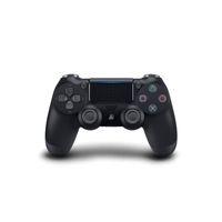 Kablosuz PS4 Denetleyicisi Dualshock4 PS4 Sony PlayStation4 Gümüş + USB Kablosu için (Siyah)