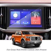 Synchronisation du tableau de bord du tableau de bord du tableau de bord de voiture pour un excellent mur Poer Connon 2021-Présent Sticker en verre de protection GPS de navigation