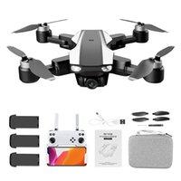 6K Drones EL105 GPS 5G WIFI PROFESSIONAL 4K HD DUAL CAMIENTE Cámara sin escobillas RC Distancia 1.2km Flying 30min RC Dron Quadcopter