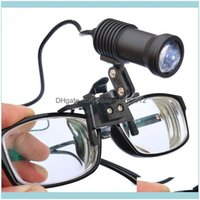 And Camping Hiking Sports & Outdoorshigh Quality 5W Led Headlight Headlamp Dental Sugical Ent With Filter For Loupes Headlamps Drop Delivery