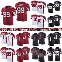 99 J.J. Watt 10 Deandure Hopkins 1 Kyler Murray Jersey Jersey 55 Chandler Jones 11 Larry Fitzgerald Mens Donne Jouth Jerseys