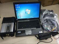Outil de diagnostic de l'automobile MB Star C5 avec HDD Xentry EPC WIS D630 Ordinateur portable Full Scanner de voiture et de camion