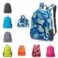 Унисекс складной путешествия рюкзак сумка большой емкости универсальная утилита альпинизм рюкзаки сумка багаж на открытом воздухе сумки ZWL167