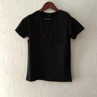 Botones de oro 100% algodón mujeres para hombre camisetas de oro T-shirt de las mujeres para hombres O cuello hombre camiseta masculina mujer camisetas