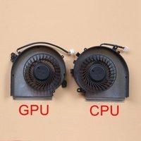 팬 냉각 노트북 CPU GPU 냉각 팬 MSI GE62MVR GE72MVR MS-16JC MS-169C 쿨러 라디에이터 PAAD06015SL N376 N374 DC 5V 0.55A 4PIN