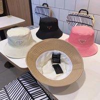 Família P Top Marca Invertido Triângulo Fisherman's Hat High Versão Alta Nylon Casal À Prova D 'Água Moda Sunshade Hat Negócios Comércio Exterior Original