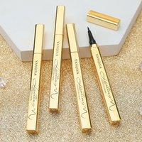 OEM Yanqina Private Label Eyeliner Wasserdichter Gold Flüssigkeit Bleistift Fabrikauslassung