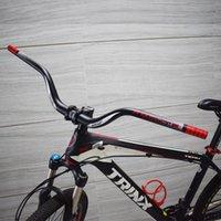 Bike Handlebars Компоненты велосипеда руль 31.8 * 720/780 мм алюминиевый сплав MTB рулевое колесо горная ласточка в форме ручки бар велосипеда