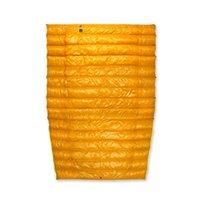 Flamme glacée 20D hiver automne printemps 90% de canard blanc Down Momie Sac de couchage Couverture Mat Quilt Couette Sous-aimé hamac sol