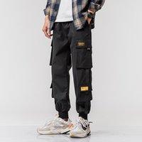 Streetwear 2021 мужские бегущие брюки брюки хип-хоп спортивные брюки брюки тактические мужские грузовые гаремы мужская одежда