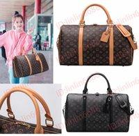 Feito em China Pequena Big Travel Bolsas Bolsa Mulheres Homens Homens Sacos de Ombro Designer Luxurys Estilo Clássico Marca Moda Bag Bolsa Carteiras Atacado
