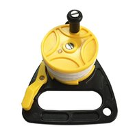 Pool & Accessories Equipment Handle And Line Hunting Wreck Reel Scuba Diving Spool Water Sports Underwater Gear Fishing Compact